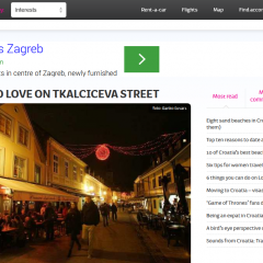 Press clippings: 7 things to love on Tkalciceva street